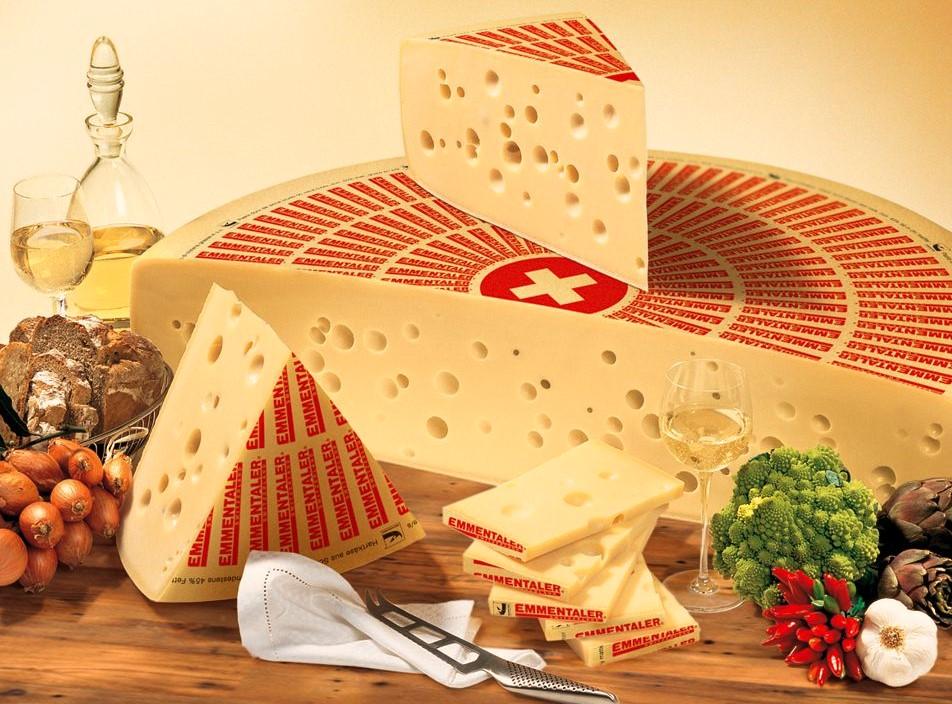 Швейцари Сыр Эмменталь