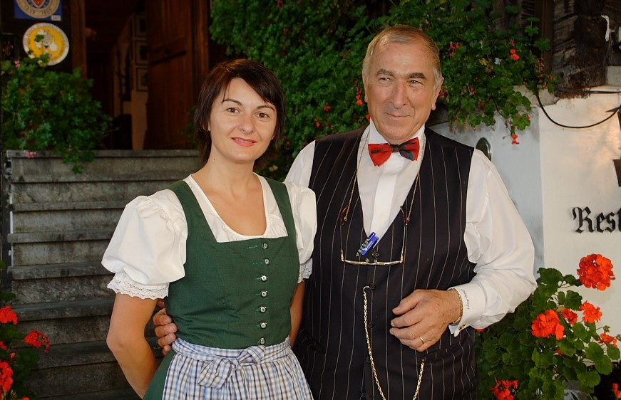 Пара из Швейцарии