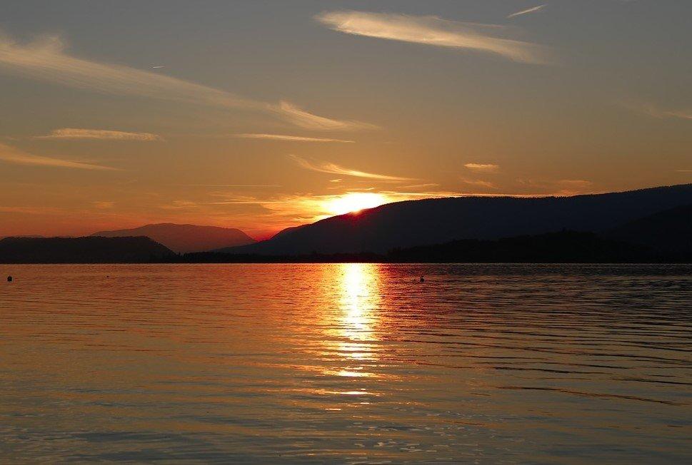 Бильское озеро Швейцария
