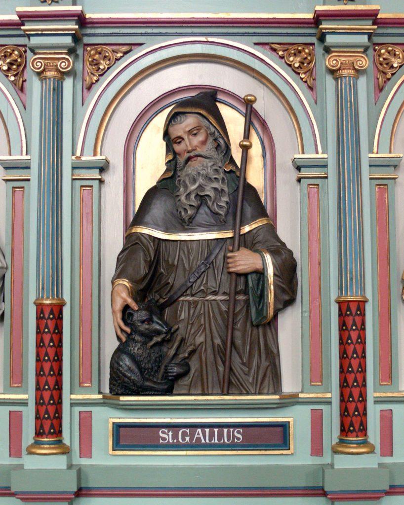 Святой Галл Фото