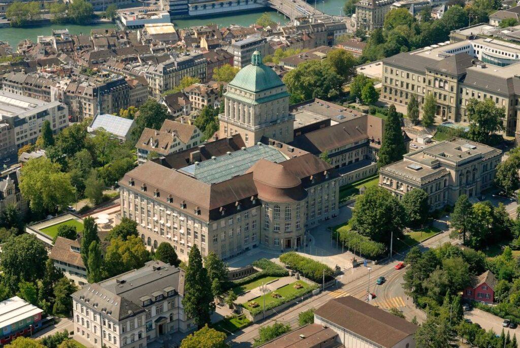 Цюрих. Государственный университет