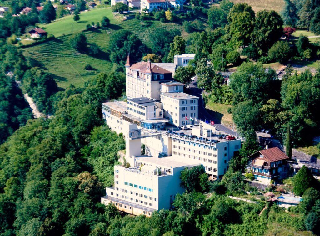 Швейцария. Институт высшего образования Глион