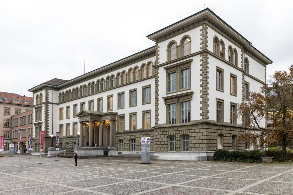 Университеты. Цюрихский университет прикладных наук (ZFH)