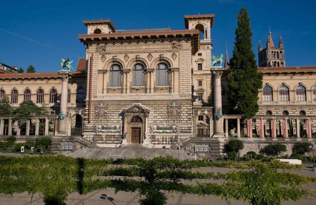 Университеты мира. Лозаннский университет (UNIL)