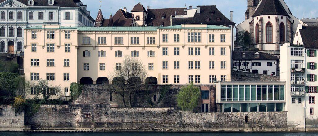 Университеты. Государственный Базельский университет