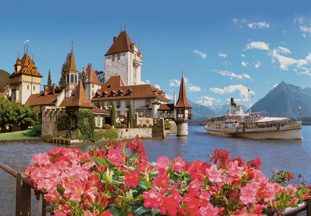 Швейцария. Лозанна